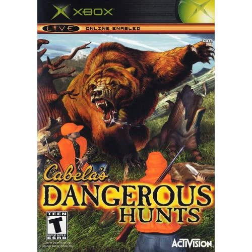 Cabela's Dangerous Hunts Xbox For Xbox Original Shooter