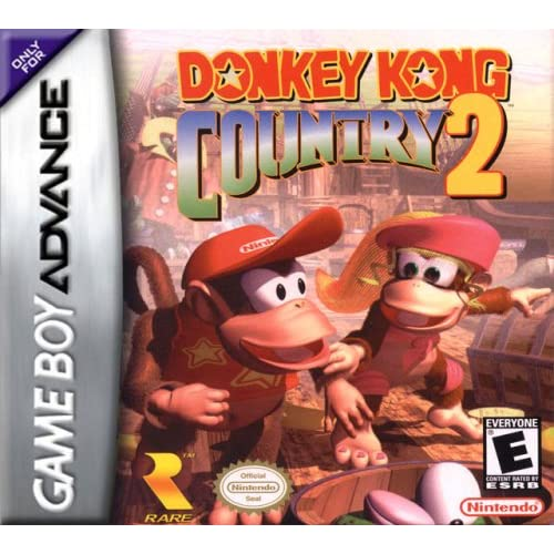 Donkey Kong Country 2 For GBA Gameboy Advance