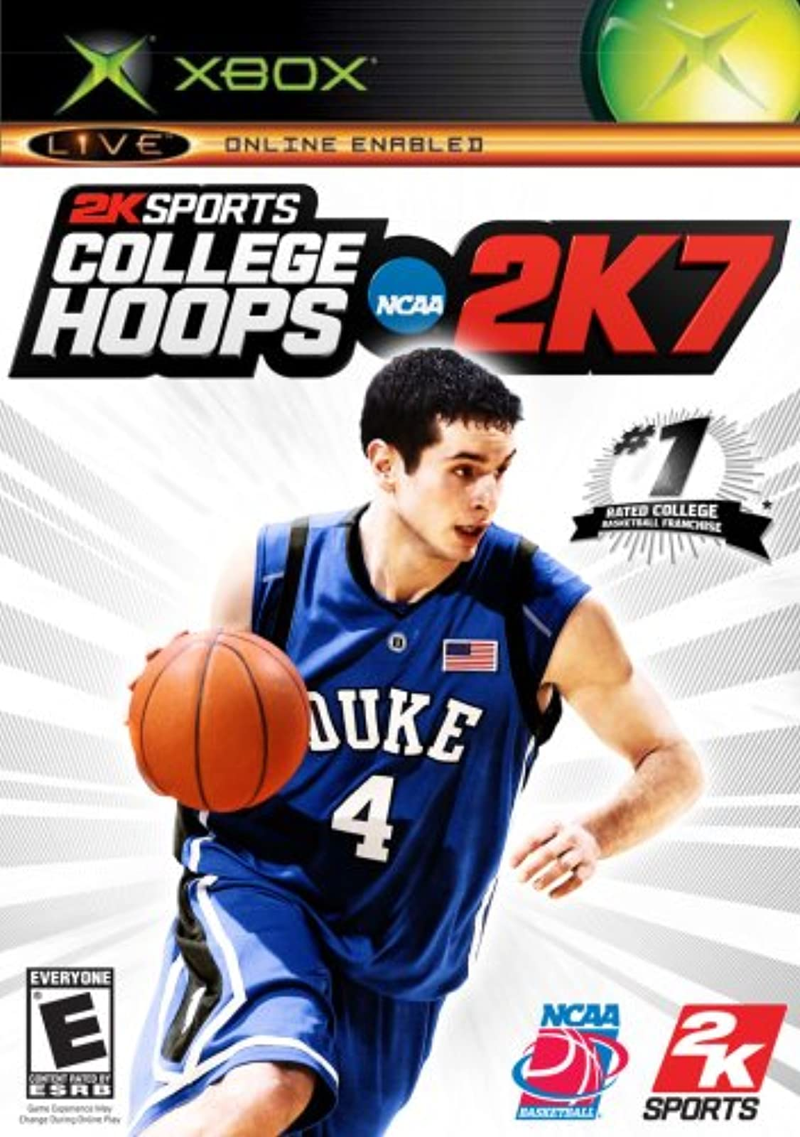 College Hoops 2K7 Xbox For Xbox Original