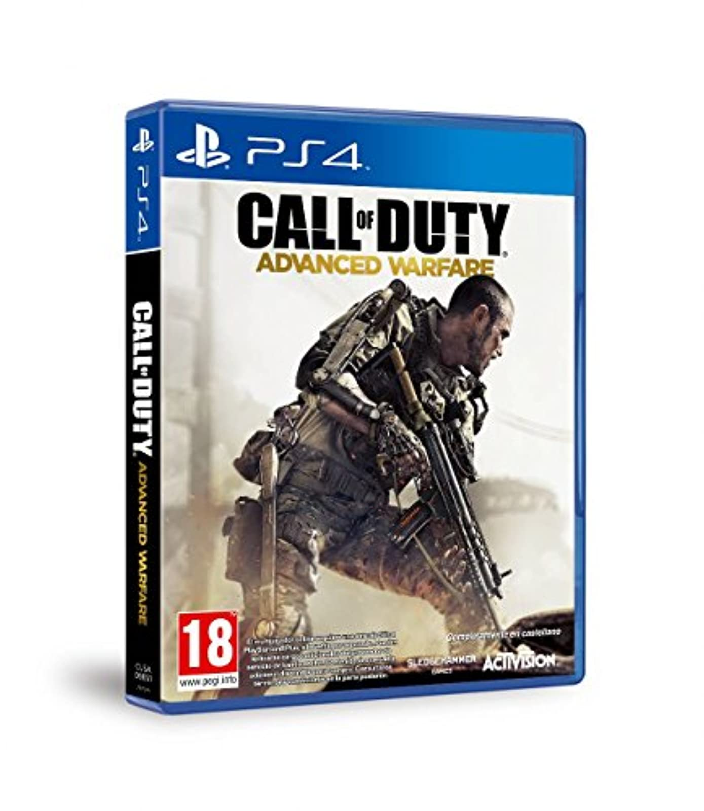 Call Of Duty Advanced Warfare PS4 For PlayStation 4 COD