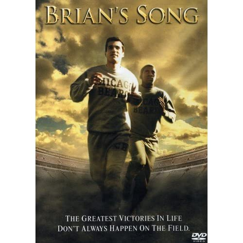 Brian's Song On DVD With Sean Maher Drama