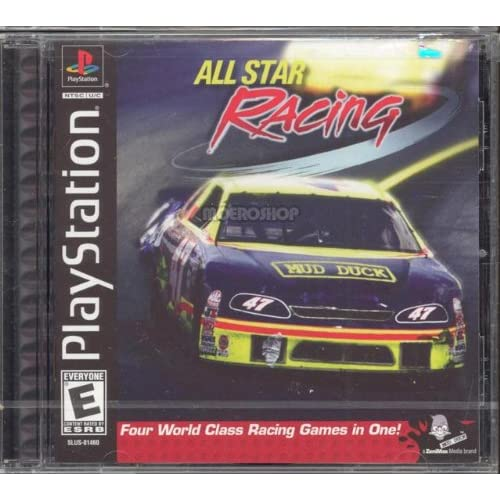 All Star Racing For PlayStation 1 PS1