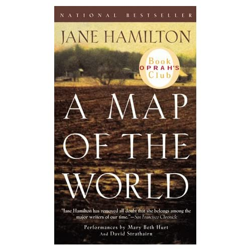 A Map Of The World By Hamilton Jane Hurt Mary Beth Reader Strathairn
