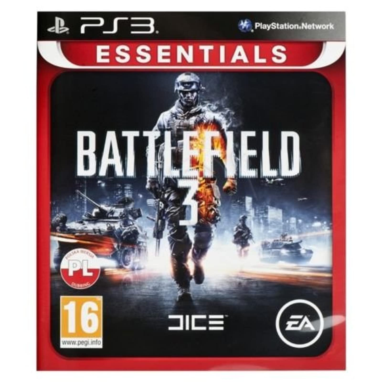 Battlefield 3 Game For PlayStation 3 PS3