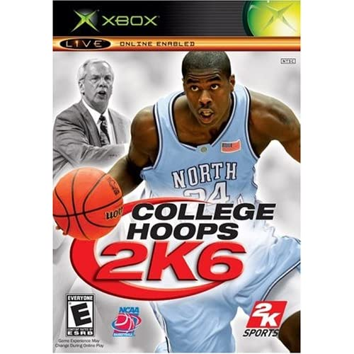College Hoops 2K6 Xbox For Xbox Original