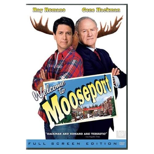 Image 0 of Welcome To Mooseport Full Screen Edition On DVD With Gene Hackman