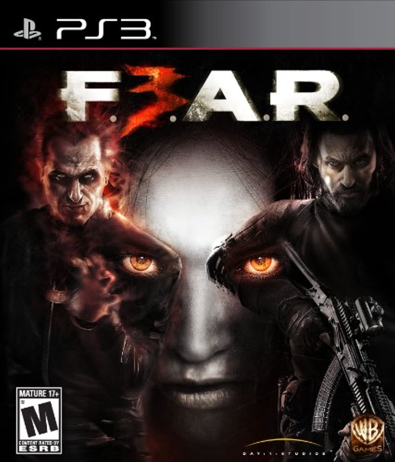 Fear 3 For PlayStation 3 PS3