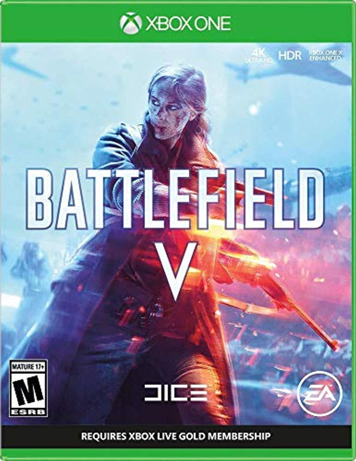 Battlefield V For Xbox One 5 Shooter