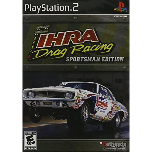 Image 0 of IHRA Drag Racing Sportsman Edition For PlayStation 2 PS2