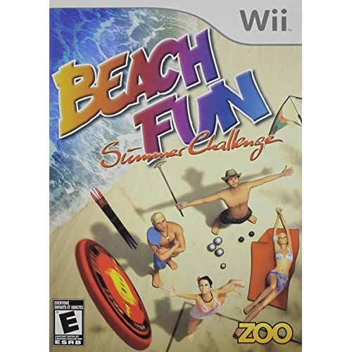 Beach Fun For Wii And Wii U