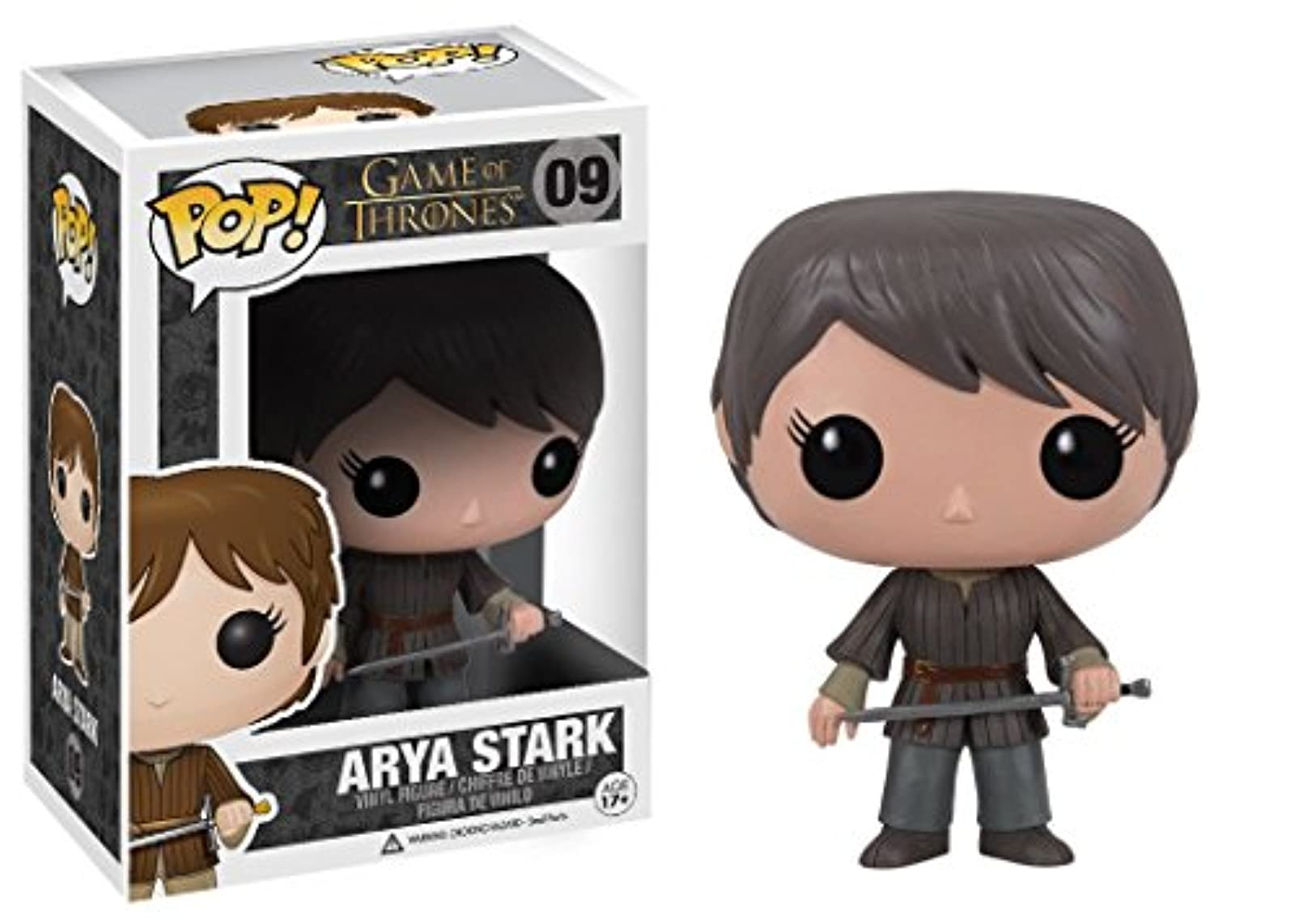 Funko Pop Game Of Thrones: Arya Stark Vinyl Figure Toy