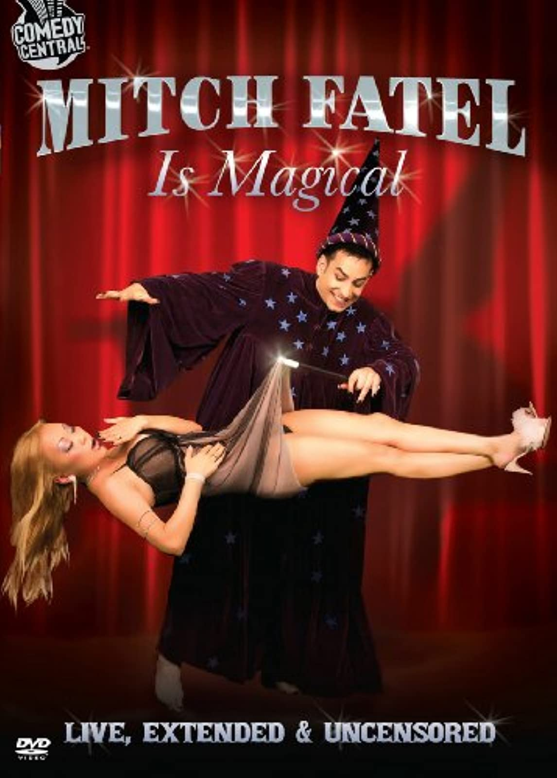 Mitch Fatel Is Magical On DVD