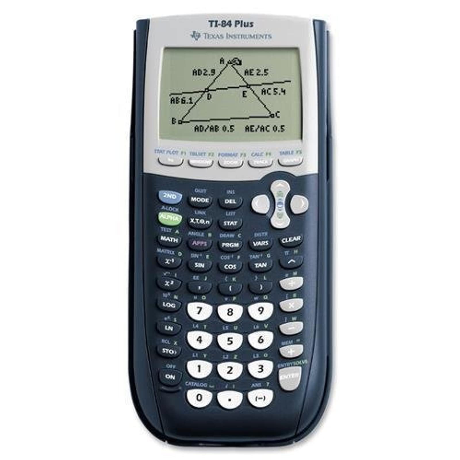 Texas Instruments Calculator Graphing