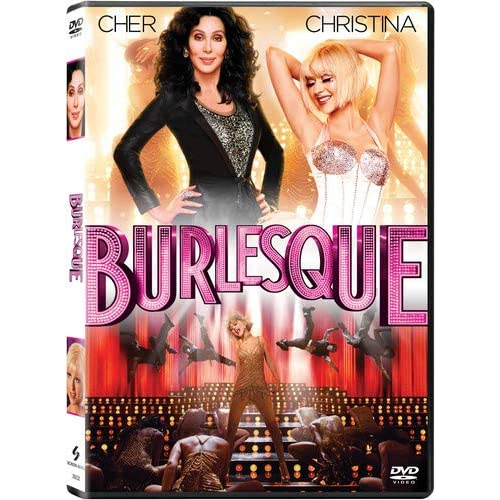 Burlesque On DVD With Cher Drama