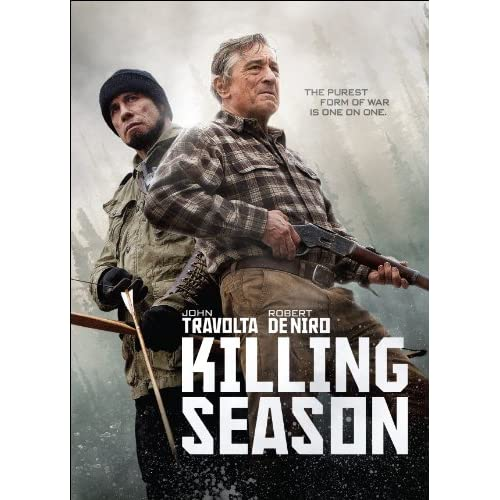 Killing Season On DVD With John Travolta