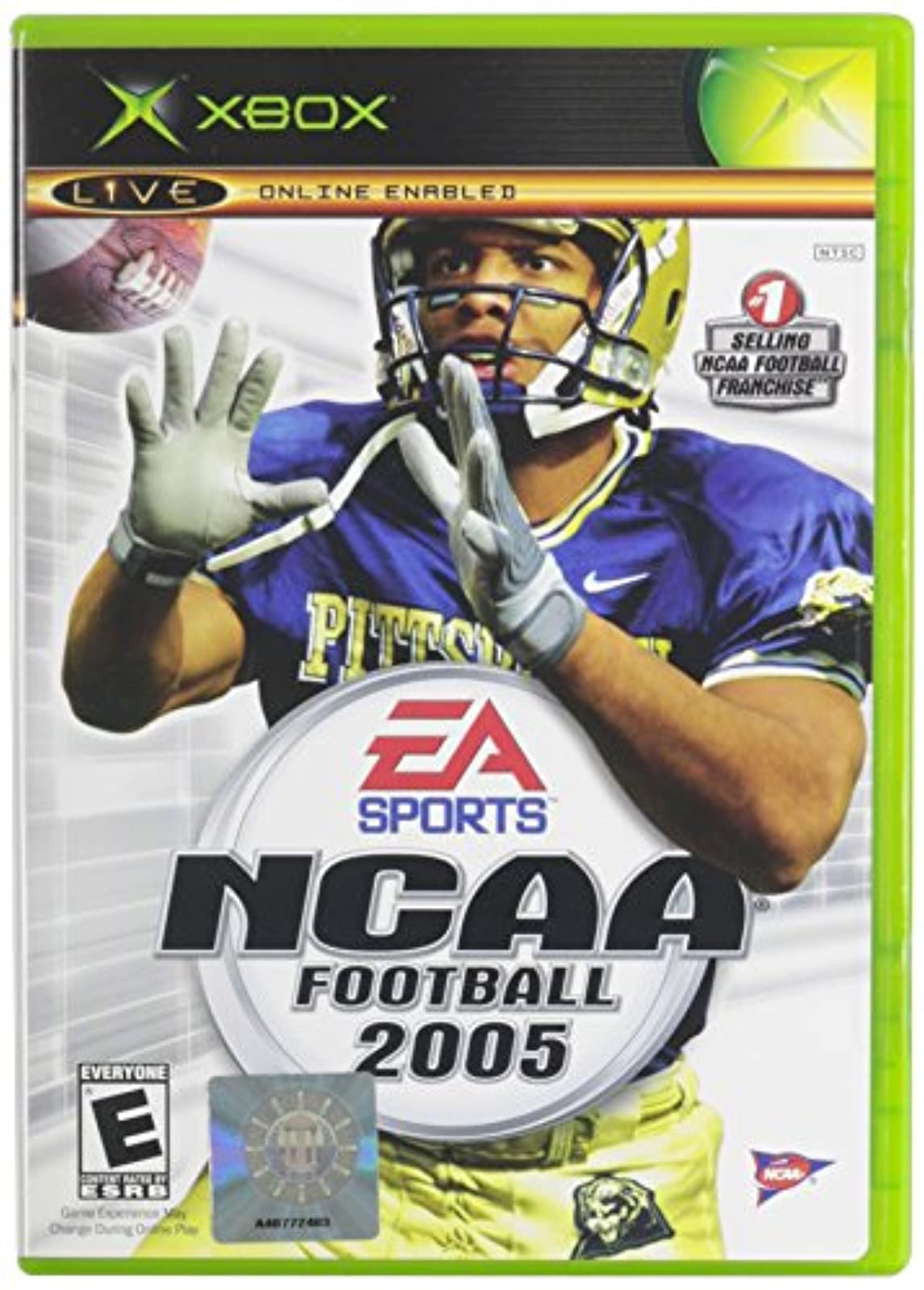 NCAA Football 2005 For Xbox Original