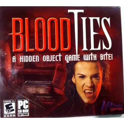 Blood Ties: A Supernatural Mystery You Can Sink Your Teeth Into! Software