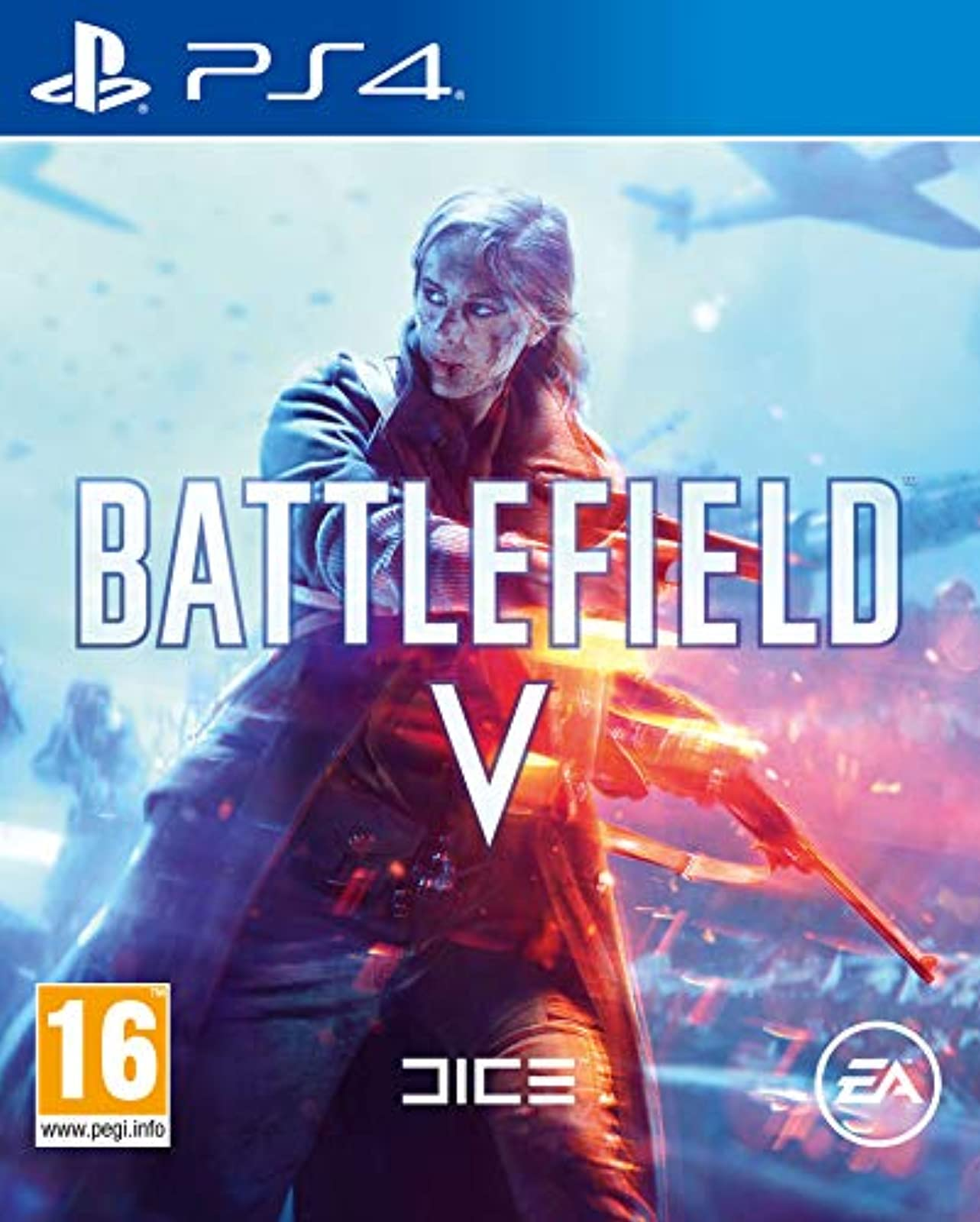 Battlefield V PS4 For PlayStation 4 5 PS5