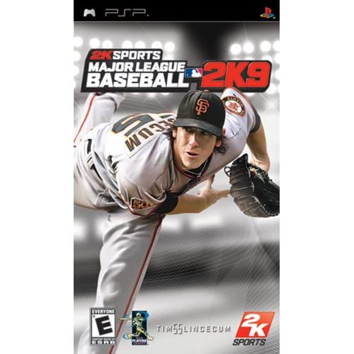 Major League Baseball 2K9 Sony For PSP UMD