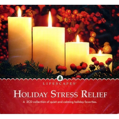 Holiday Stress Relief 2-CD Collection On Audio CD Album
