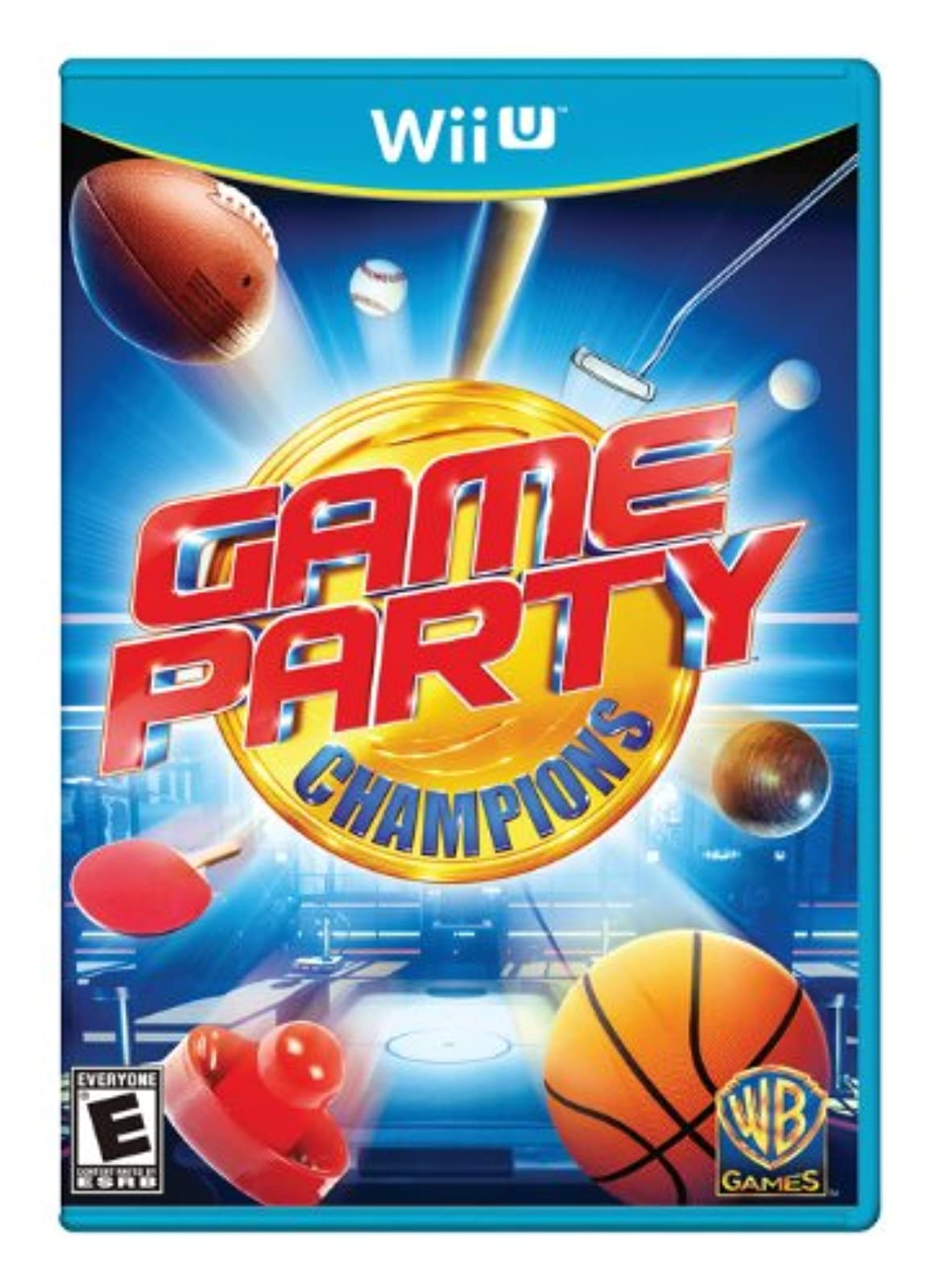 Game Party Champions For Wii U Arcade