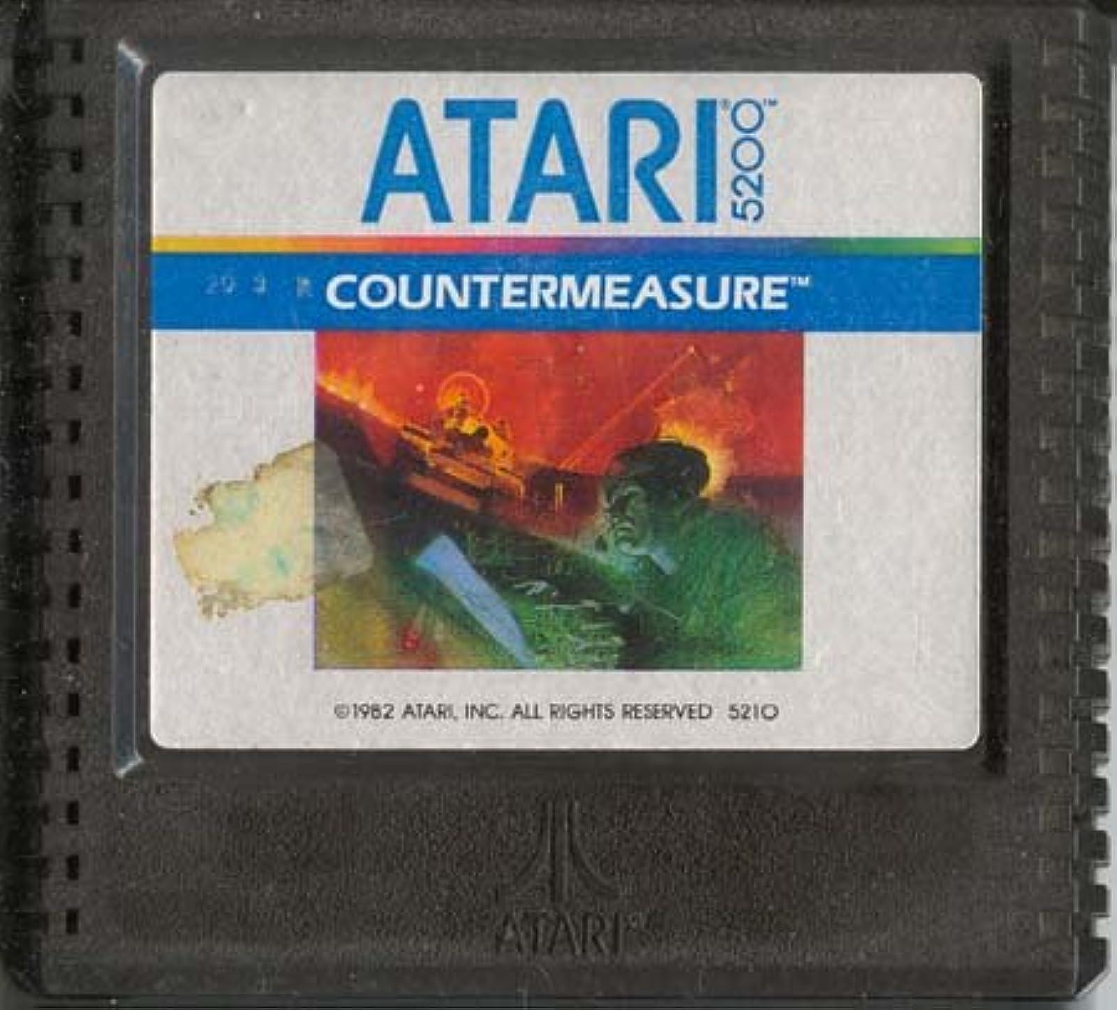 Countermeasure For Atari Vintage Arcade