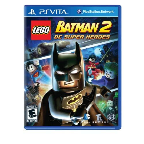 Lego Batman 2: DC Super Heroes PlayStation Vita For Ps Vita