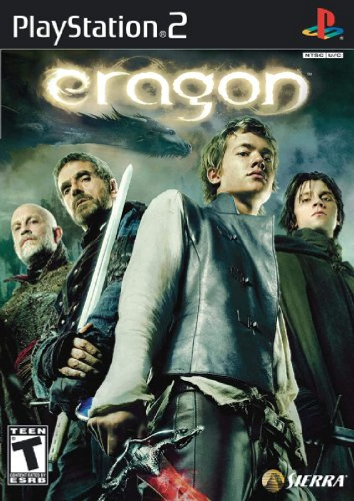 Eragon For PlayStation 2 PS2