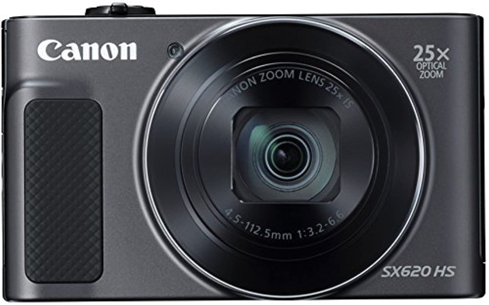 Canon Powershot SX620 Digital Camera W/25X Optical Zoom Wi-Fi And NFC Enabled Bl