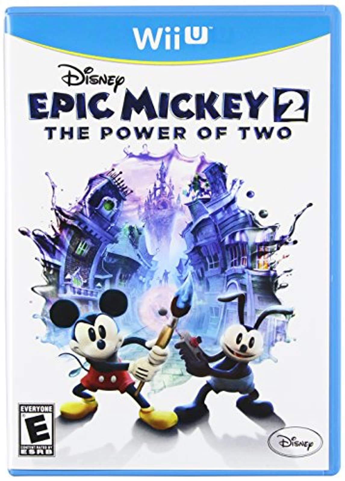 Epic Mickey 2: The Power Of Two For Wii U Disney