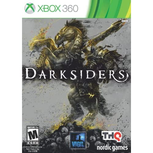 Darksiders For Xbox 360 RPG