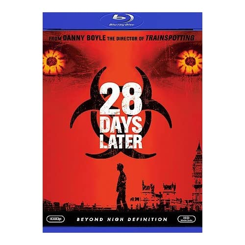 Image 0 of 28 Days Later On Blu-Ray