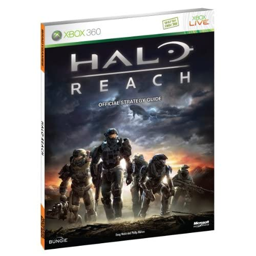 Halo: Reach Signature Series Guide Official Strategy Guides Bradygames