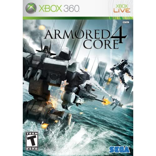Armored Core 4 For Xbox 360