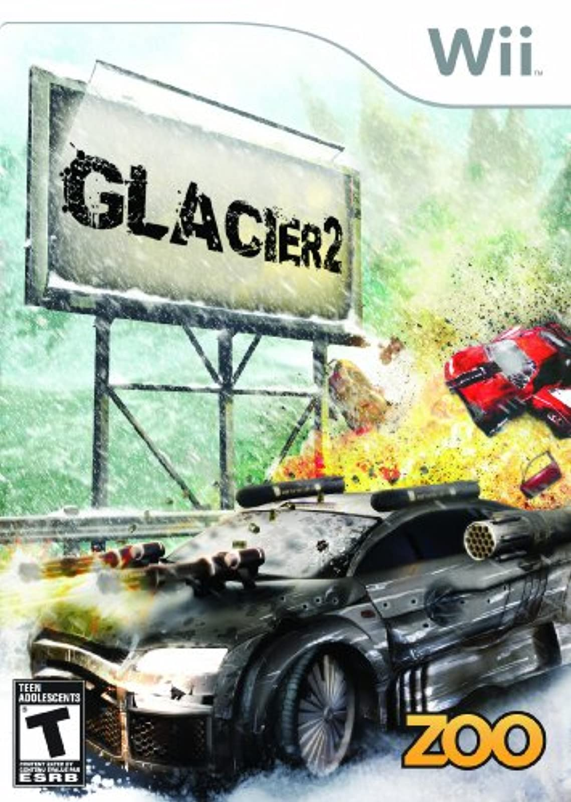 Glacier 2 For Wii And Wii U