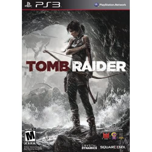 Image 0 of Tomb Raider For PlayStation 3 PS3