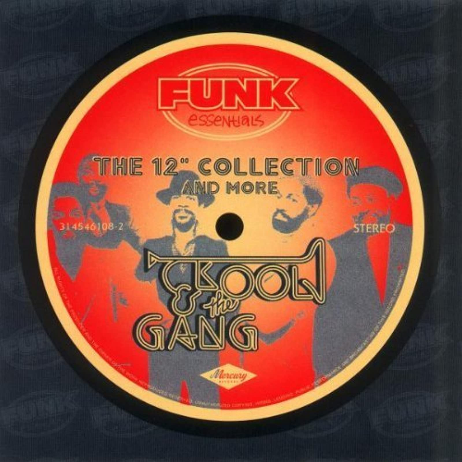 12-inch Collection And More By Kool And The Gang 1999 On Audio CD Album