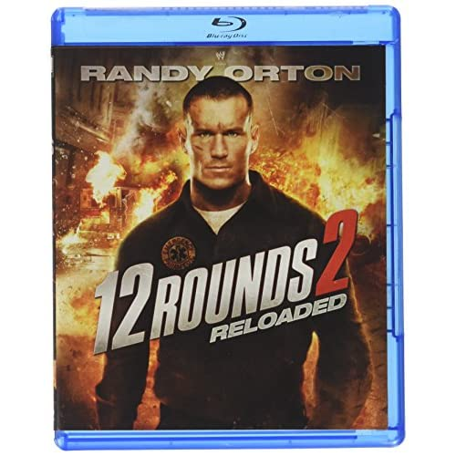 12 Rounds 2: Reloaded On Blu-Ray With Tom Stevens