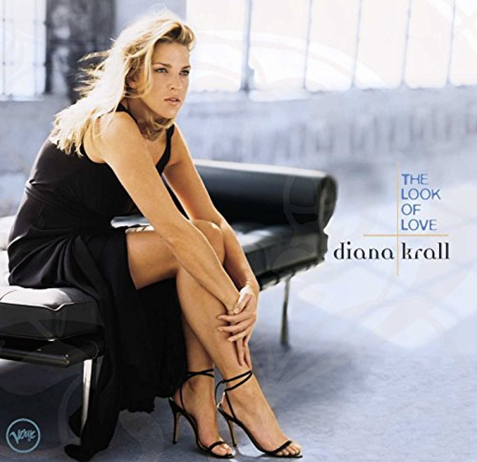 The Look Of Love By Diana Krall On Audio CD Album 2001