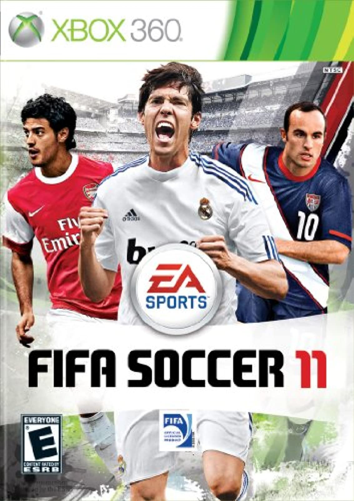 FIFA Soccer 11 For Xbox 360
