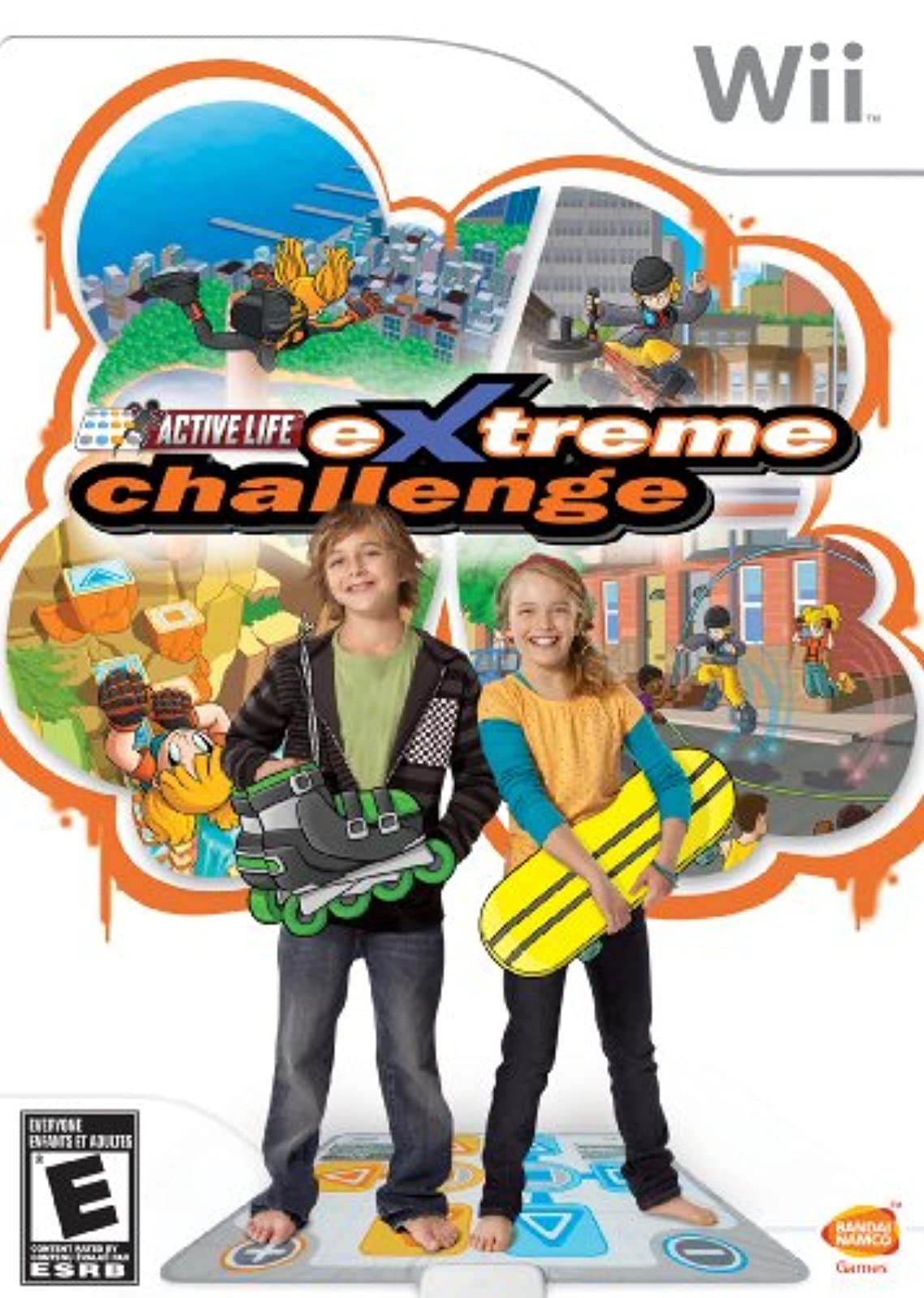 Active Life: Extreme Challenge For Wii And Wii U