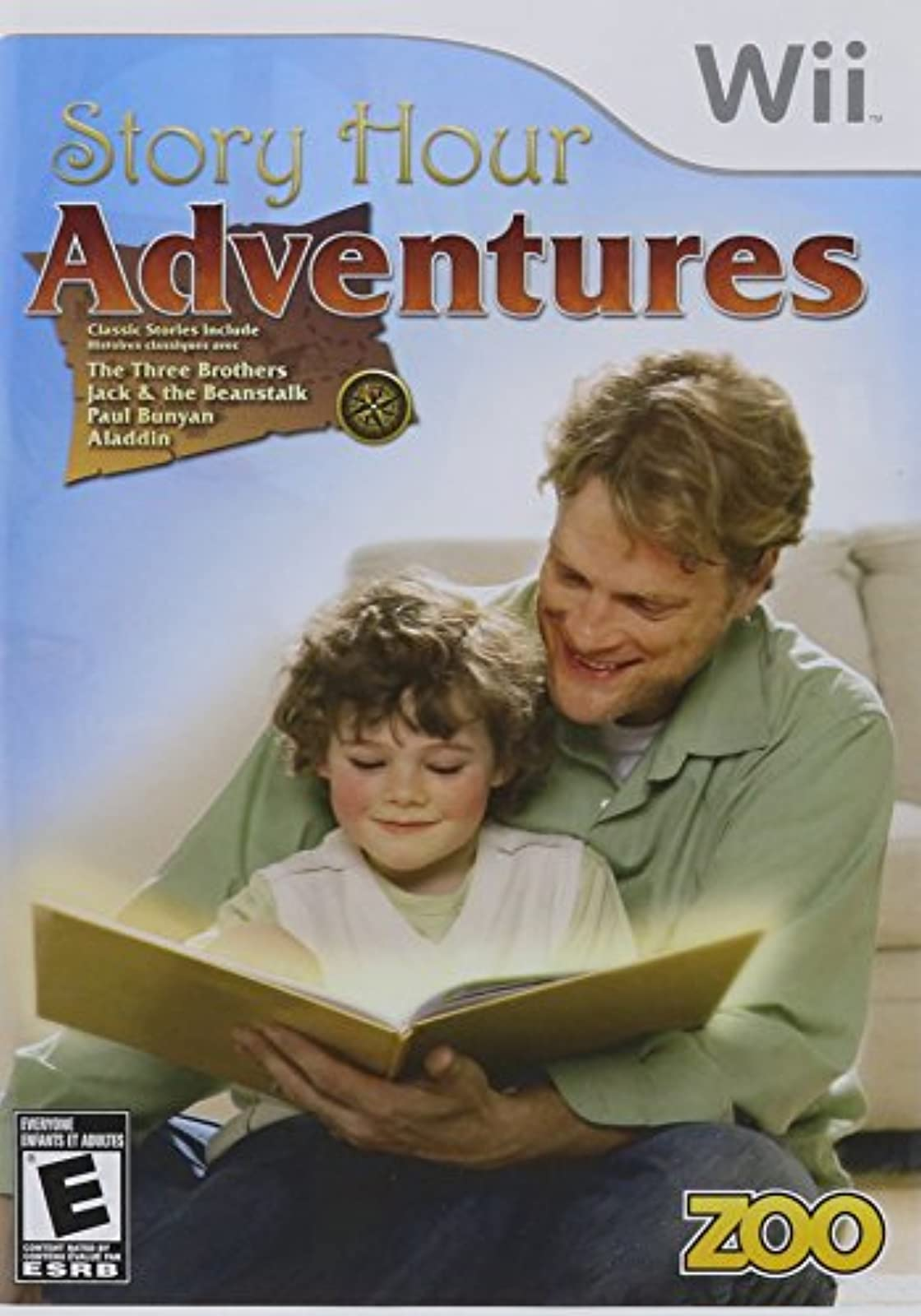 Story Hour: Adventures For Wii and Wii U