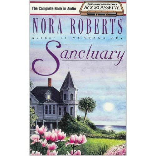Sanctuary By Roberts Nora Burr Sandra Reader On Audio Cassette