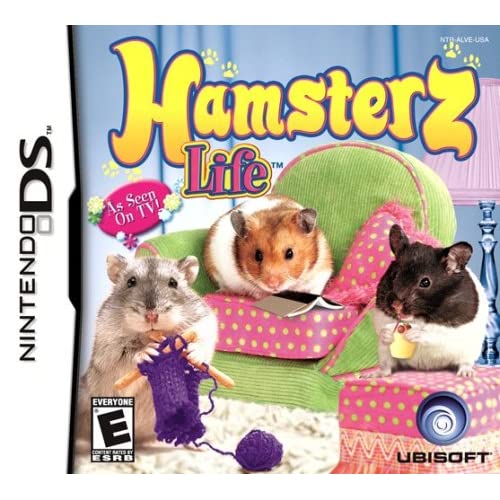 Hamsterz Life For Nintendo DS DSi 3DS 2DS