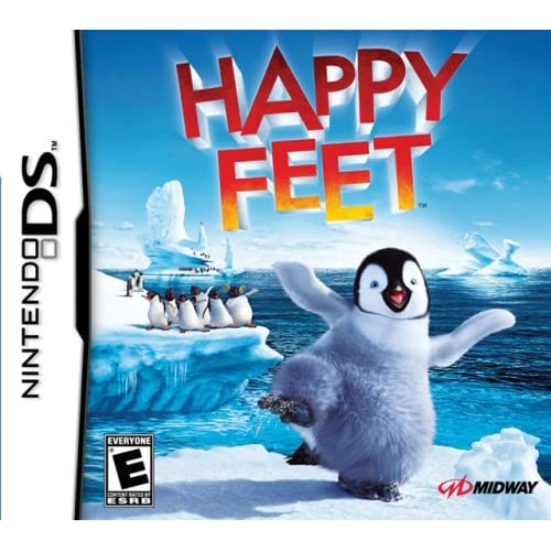Happy Feet Nintendo For DS Action