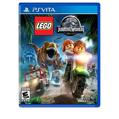 Lego Jurassic World PlayStation Vita For Ps Vita