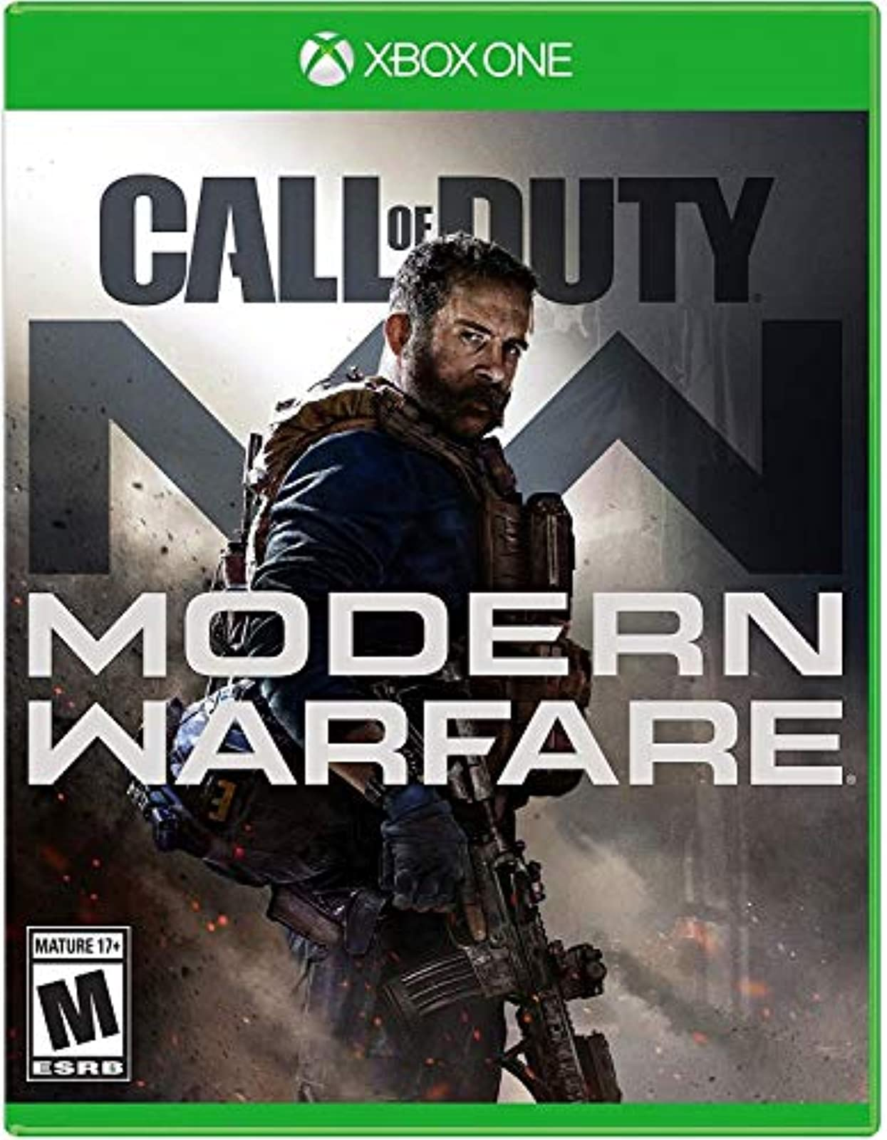 Call Of Duty: Modern Warfare For Xbox One COD Shooter