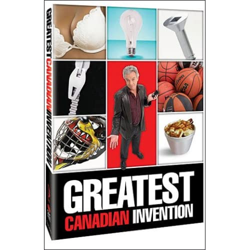 Image 0 of Greatest Canadian Invention On DVD With Bob McDonald