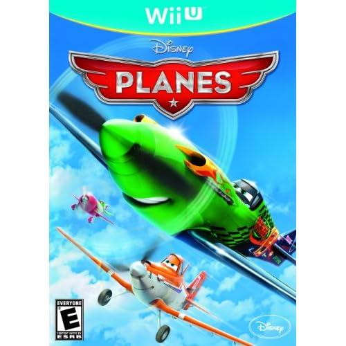 Disney's Planes For Wii U