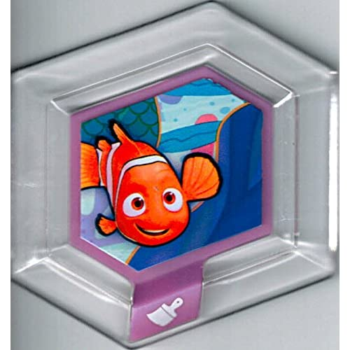 Disney Infinity Marlin's Reef Series 1 Power Disc Finding Nemo